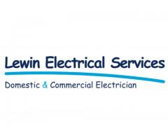 Lewin Electrical Services.    Domestic and Commercial Electrician.