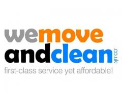 We Move and Clean