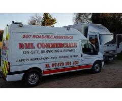 DML Commercials Ltd (Sussex & Kent)