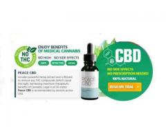 Why Peace CBD Oil and Not Other Hemp Ingredients?